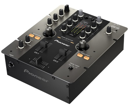 Pioneer DJM-250 Entry-level DJ Mixer
