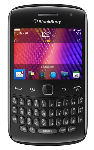 RIM BlackBerry Curve 9350, 9360 and 9370 Smartphones with BlackBerry 7 OS 2