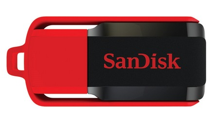 SanDisk Cruzer Switch USB flash drive