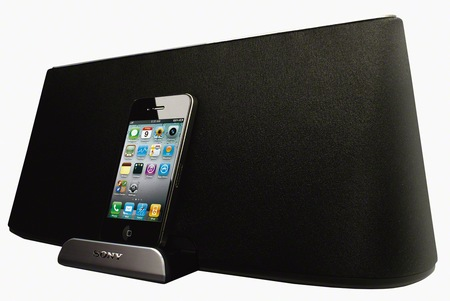 Sony RDP-X500iP iphone ipad ipod speaker dock