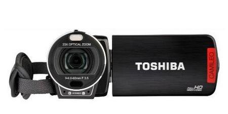 Toshiba Camileo X400 Full HD camcorder