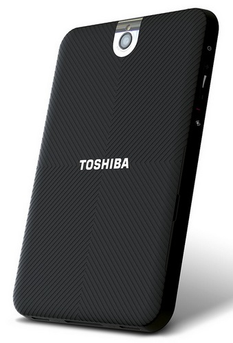 Toshiba Thrive 7-inch Tablet runs Android 3.2 with Tegra 2 back