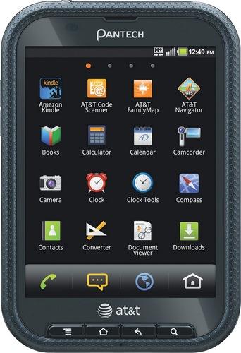 AT&T Pantech Pocket Slim Android Phone1