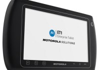 Motorola ET1 Android Tablet for Enterprise
