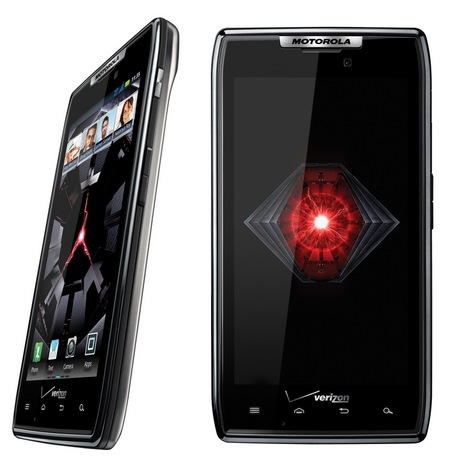Verizon Motorola DROID RAZR Ultra Slim Android Smartphone 2