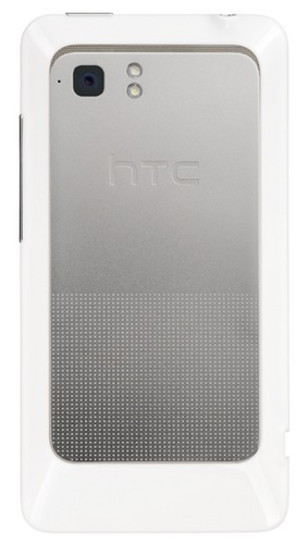 AT&T HTC Vivid LTE 4G Android Smartphone back