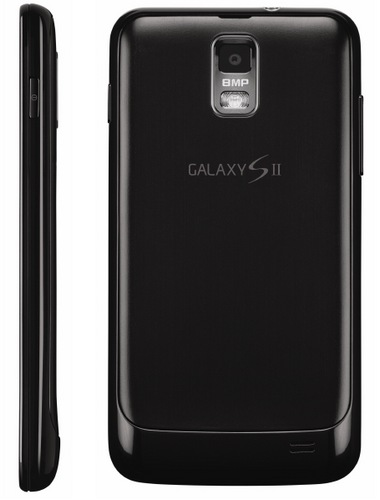 AT&T Samsung Galaxy S II Skyrocket LTE 4G Android Smartphone back