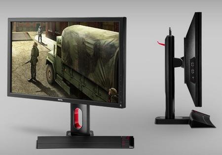BenQ XL2420T and XL2420TX Professional Gaming Monitors 1