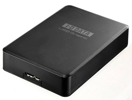 IO-Data USB-RGB3D USB 3.0 to DVI Display Adapter