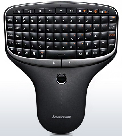 Lenovo IdeaCentre Q180 is the World's Smallest Desktop PC multimedia keyboardLenovo IdeaCentre Q180 is the World's Smallest Desktop PC multimedia keyboard