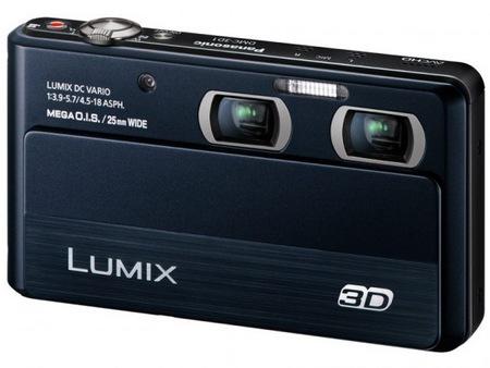 Panasonic LUMIX DMC-3D1 33D Digital Camera
