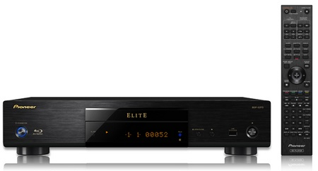 Pioneer Elite BDP-52FD and BDP-53FD 3D Blu-ray Players