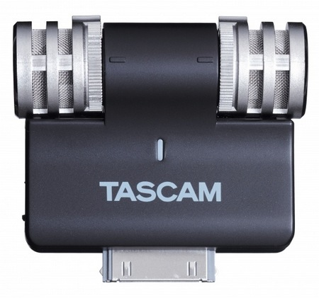 Tascam iM2 Stereo Microphone for iOS Devices