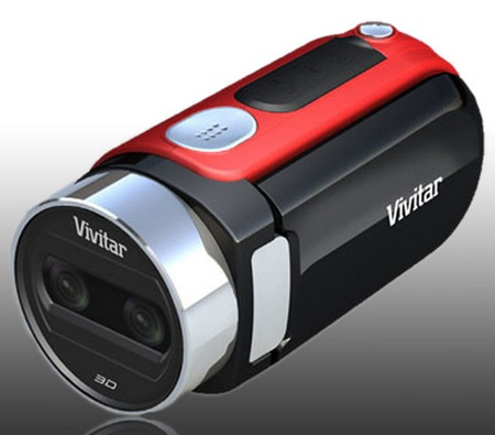 Vivitar DVR 790HD 3D Digital Camcorder 1