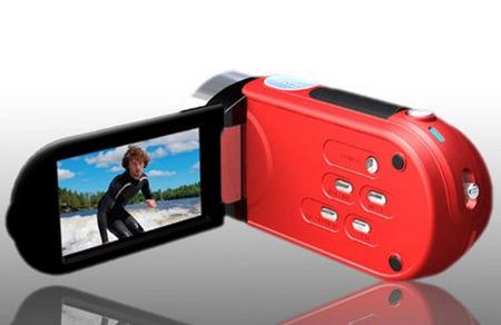 Vivitar DVR 790HD 3D Digital Camcorder