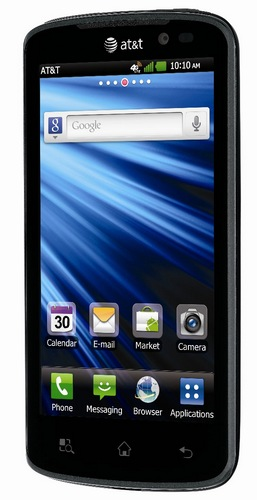 AT&T LG Nitro HD Android Phone with 720p HD Display and LTE 4G 1