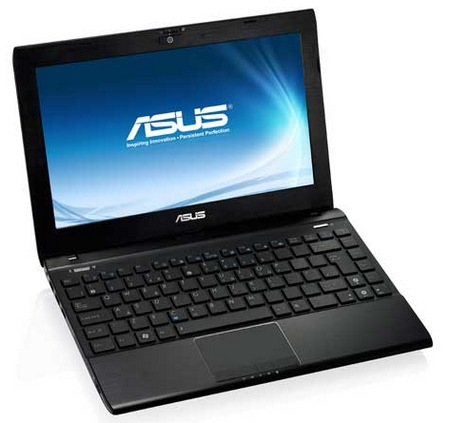 Asus Eee PC 1225B Netbook powered by AMD Fusion 1
