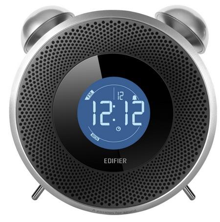 Edifier Tick Tock Bluetooth Speaker Alarm Clock front large