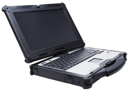 GammaTech Durabook R13C Fully Rugged Convertible Notebook 2