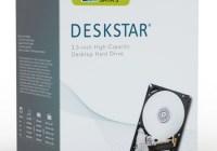 Hitachi 4TB Deskstar 5K4000 4TB internal hard drive