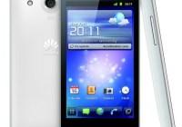 Huawei Honor U8860 Android Smartphone white