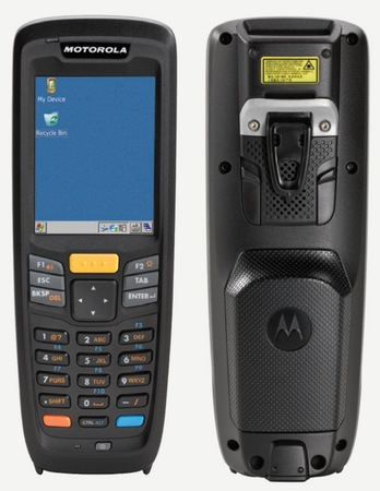 Motorola MC2100 Series Mobile Computer for Business 1