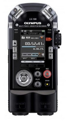 Olympus LS-100 Linear PCM Recorder 1