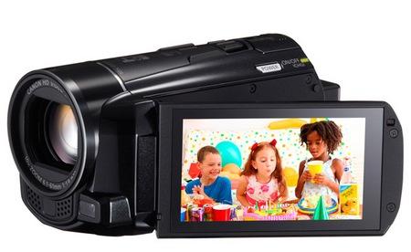 Canon VIXIA HF M52, VIXIA HF M50 and VIXIA HF M500 Full HD Camcorders 1
