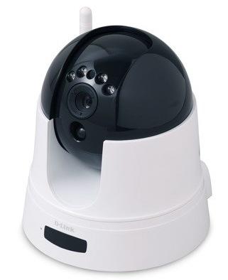 D-Link Cloud Camera 5000 with Pan tilt Capabiliies