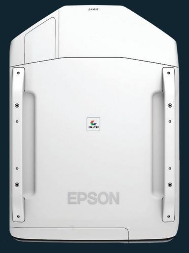 Epson PowerLite Pro Z8450WUNL, Z8455WUNL, Z8350WNL, Z8250NL and Z8255NL Installation Projectors top