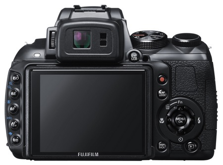 FujiFilm FinePix HS30EXR and HS25EXR Cameras with 30x Optical Zoomback