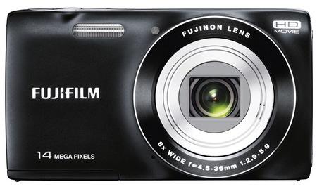 FujiFilm FinePix JZ100 8x zoom digital camera