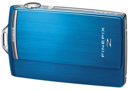 FujiFilm FinePix Z110 Compact, Stylish Camera blue