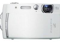 FujiFilm FinePix Z110 Compact, Stylish Camera white