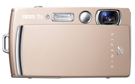 Fujifilm FinePix Z1000EXR Stylish Camera with WiFi champagne gold