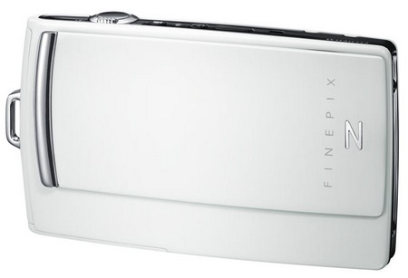 Fujifilm FinePix Z1000EXR Stylish Camera with WiFi white