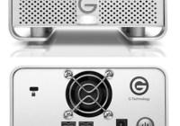 G-Technology G-RAID external storage device with Deskstar 7K4000