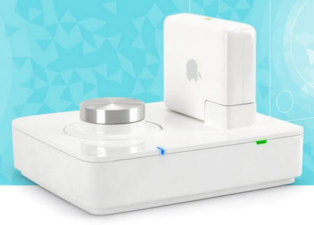 Griffin Twenty Audio Amplifier Brings AirPlay to Any Speakers via Airport Express