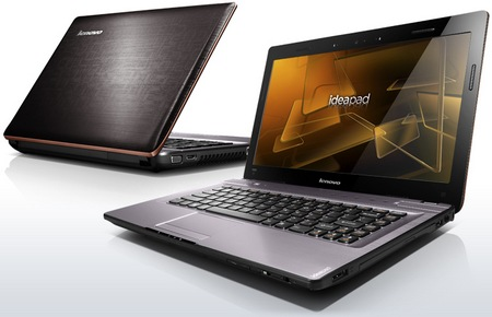 Lenovo IdeaPad Y470p Notebook with 1GB Radeon HD7690 Graphics 2