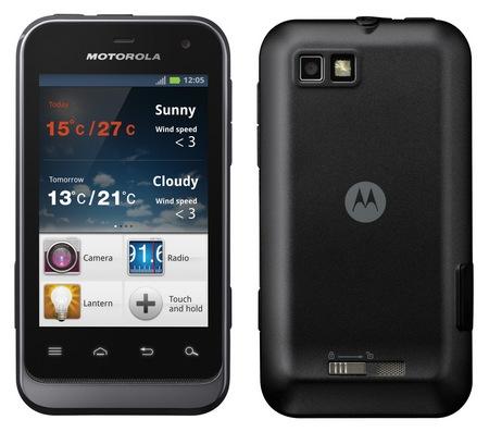 Motorola DEFY MINI Rugged Smartphone for Active Users 1