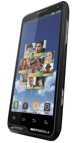 Motorola MOTOLUXE xt615 Slim Android Smartphone with 4-inch Touchscreen