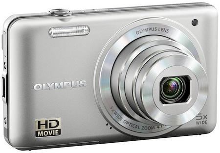 Olympus VG-160 Budget-friendly Digital Camera silver