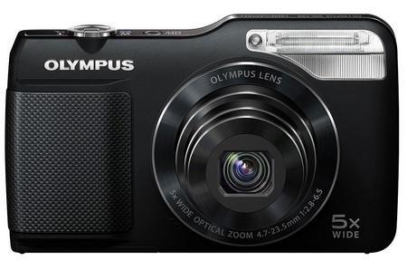 Olympus VG-170 Digital Camera black