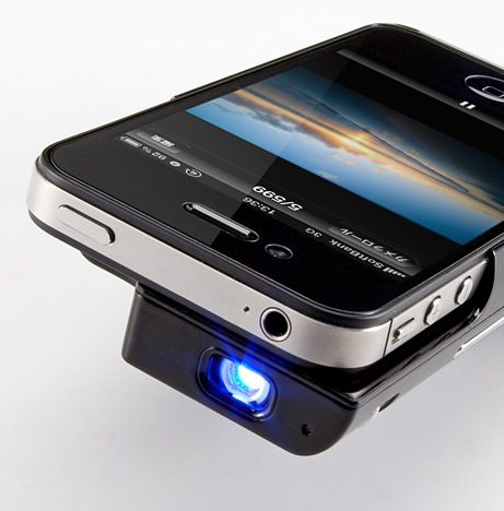 Sanwa 400-PRJ011 Micro Projector for iPhone 4 4S