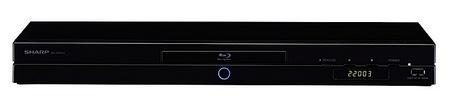 Sharp BD-AMS10U and BD-AMS20U Blu-ray Players