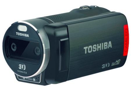 Toshiba CAMILEO Z100 3D Full HD Camcorder