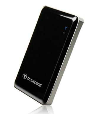 Transcend StoreJet Cloud Wireless Portable Drive