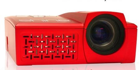 Velocity Micro Shine 720p HD Pocket Projector 1