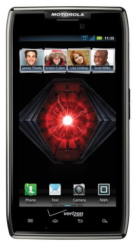 Verizon Motorola DROID RAZR MAXX with Extended Battery Life