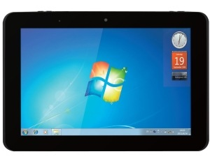 ViewSonic ViewPad 10pi Dual-Boot Windows 7 Tablet 1